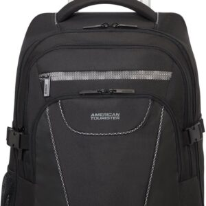 """""""American Tourister Laptop Trolley - At Work Lapt Bp / 15.6 Wh."""" """"Reflect (Hand Baggage) Black"""""""