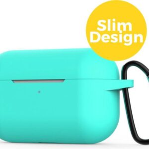 Apple Airpods Pro Silicone Case Case - Case - Teal