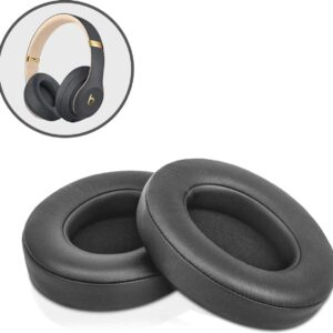 Ear pads for Beats By Dr. Dre Studio 2.0 / 3.0 Wireless - Headset ear cushions for Beats Studio titanium