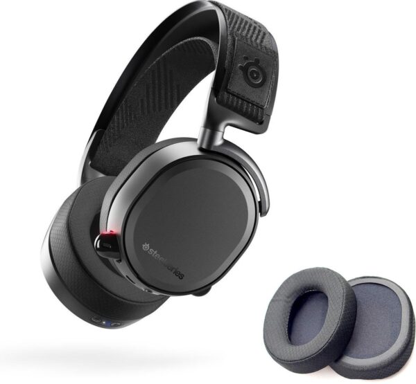 Earpads ear cushions for SteelSeries Arctic Pro (RGB) Wireless Surround Gaming Headset - Fo