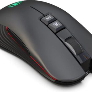 GAMING MOUSE MOUSE + OFFICE - Work mouse - Laptop Mouse - Wireless - Rechargeable - Lighting - 3600 DPI - Ergonomic Design - Battery