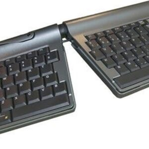 Gold Touch Go2 Ergonomic Keyboard Wired