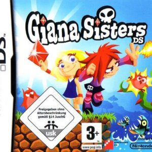 Nintendo DS Giana Sisters DS