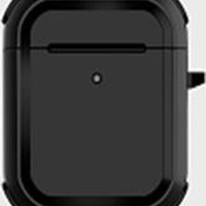 WIWU - Airpods case - Airpods Case - Suitable for Airpods 1 and 2 - Black