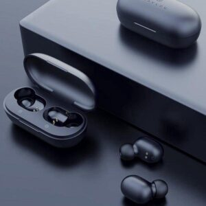 Xiaomi Haylou GT1 PRO Bluetooth earpods - wireless earbuds - with touch control - black